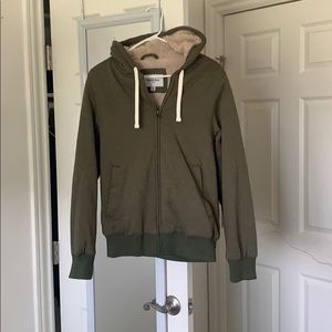 Unisex Army Green Extreme Soft Jacket